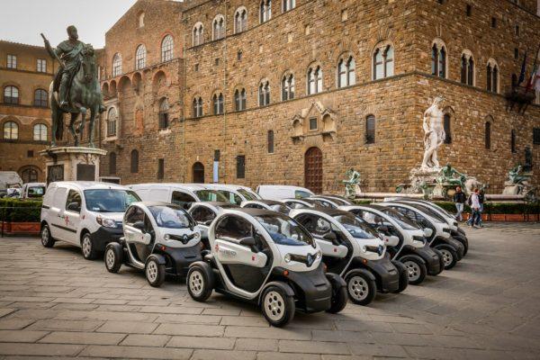 Renault alcanza 15.000 unidades vendidas del Twizy