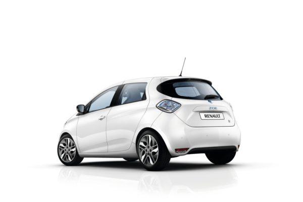 Renault ZOE se introduce en Eslovenia