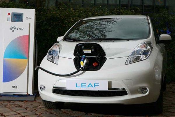 Oficina regional de Nissan en Francia dispondrá de un sistema de red de energía integrada con vehículos eléctricos
