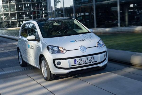 Ya conocemos el precio del Volkswagen e-UP: 26.900€