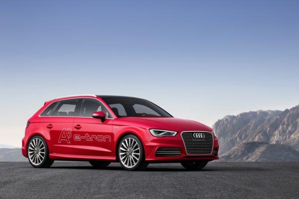 Audi presenta el A3 e-Tron, su primer híbrido enchufable