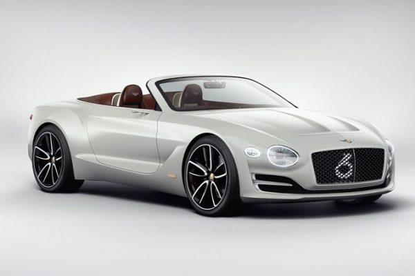Bentley EXP 12 Speed 6e, el lujo se electrifica