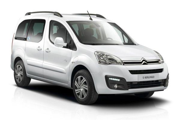 Citroën presenta la E-Berlingo Multispace