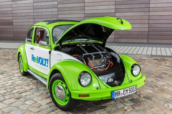 Karabag quiere convertir 20.000 Beetles en eléctricos para 2014