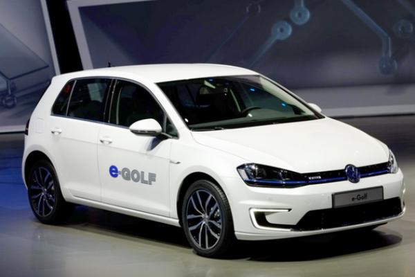 Ya conocemos el precio oficial del Volkswagen e-Golf en España