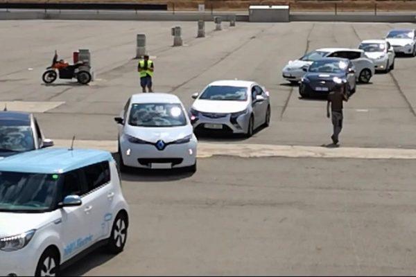 Así fue el ecoGP, la carrera de resistencia para coches eléctricos