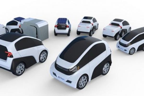 eMOC, el coche eléctrico de Altran
