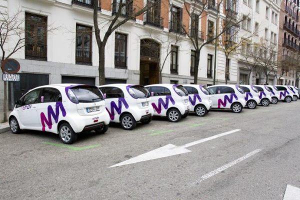Ya ha empezado emov, el nuevo servicio de carsharing
