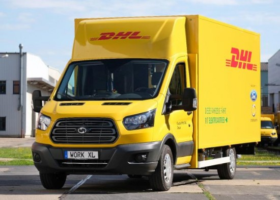 ford-dhl-work-xl-alemania