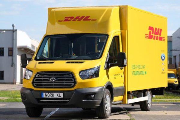 Ford y DHL se unen para el reparto eléctrico