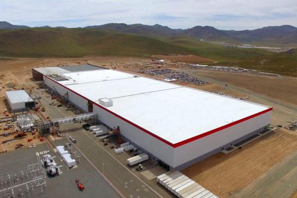 Tesla levantará la Gigafactory 3 en Shanghái