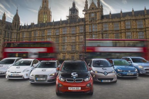 Reino Unido anuncia nuevas ayudas para adquirir coches eléctricos