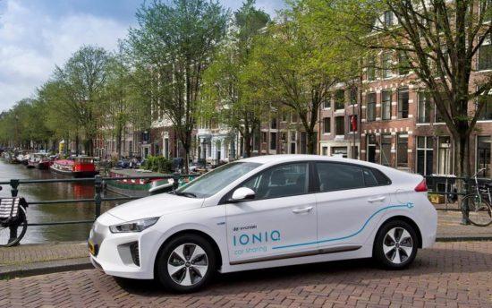 Hyundai tendrá su carsharing en Amsterdam