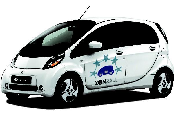 Comienzan en Málaga las pruebas de carga rápida para vehículos eléctricos del proyecto Zem2All