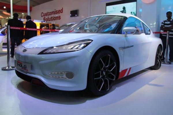 Halo será el primer coche eléctrico deportivo fabricado en la India