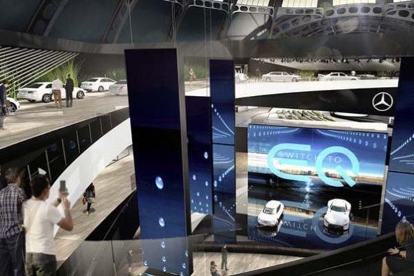 Mercedes-Benz presentará en Frankfurt el EQ A