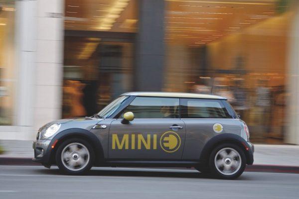 MINI confirma la versión eléctrica para 2019