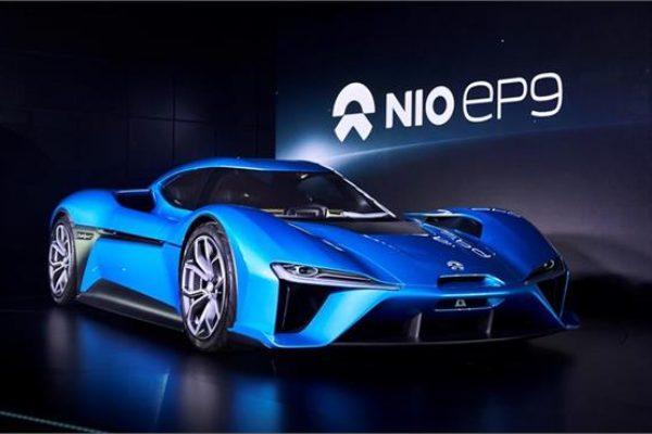 NIO EP9, el superdeportivo eléctrico capaz de conquistar Nürburgring
