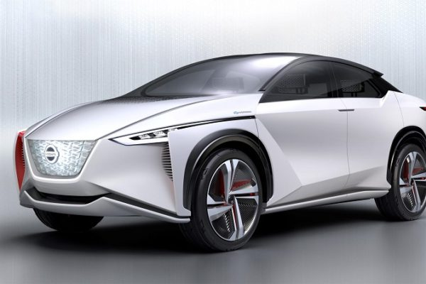 Nissan IMx, el adelanto del futuro crossover