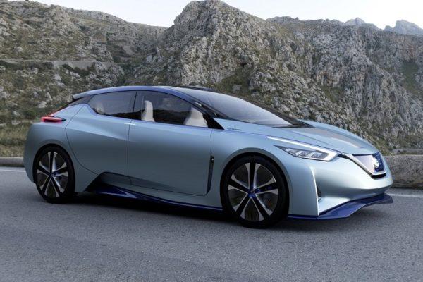 En septiembre conoceremos la nueva generación del Nissan LEAF