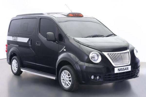 Ya se conoce cómo será el nuevo taxi eléctrico de Nissan para Londes
