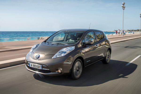 Nuevo Nissan Leaf 30kWh con una autonomía de 250 km