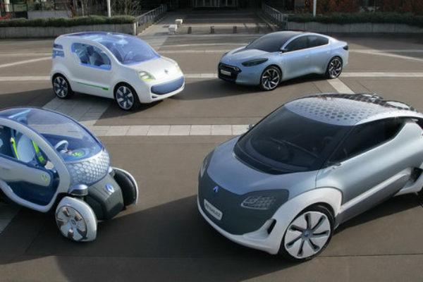 Renault espera vender 36.000 unidades de VE en 2013
