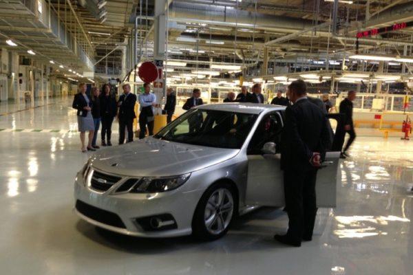 La fabricación del Saab 9-3 eléctrico vuelve a interrumpirse por falta de liquidez