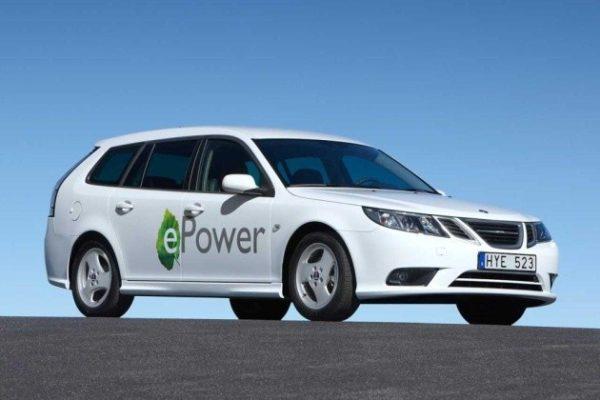Saab inicia un proyecto para extender la autonomía de la batería de los e-cars