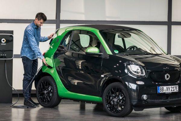 En Estados Unidos y Canadá sólo estarán disponibles las versiones eléctricas de Smart
