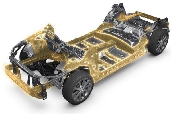 Subaru prepara el lanzamiento de un crossover 100% eléctrico para 2021