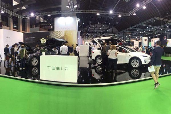 Tesla, el gran protagonista del Automobile Barcelona