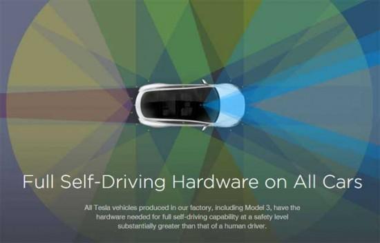 tesla-conduccion-autonoma