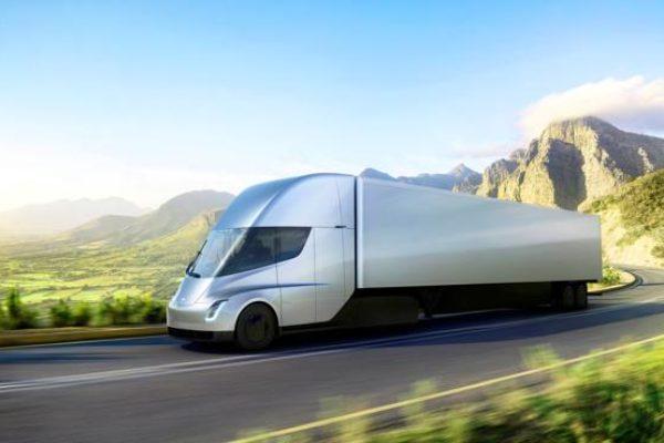 Ya está aquí el Tesla Semi, el camión más esperado