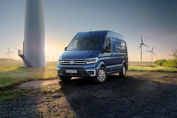 Volkswagen e-Crafter, electrificando el trabajo
