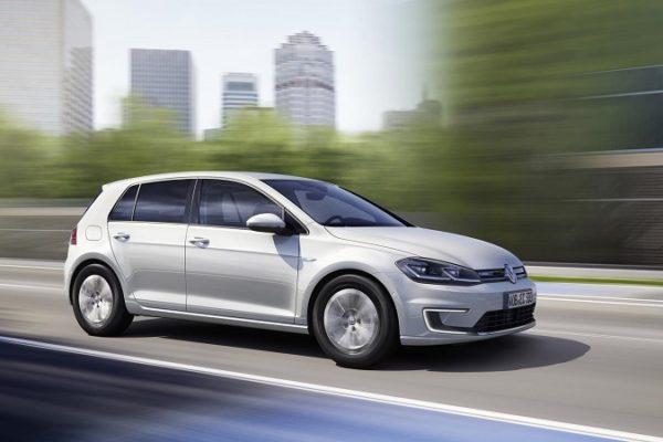 Volkswagen e-Golf 2017, con más autonomía y potencia