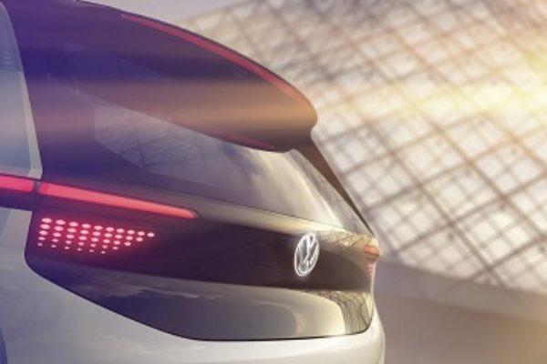 Volkswagen dibuja su nuevo coche eléctrico
