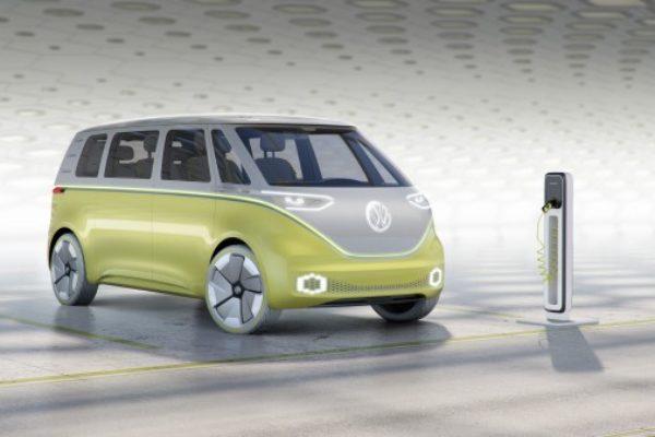 Volkswagen I.D. Buzz, así es la furgoneta del siglo XXI