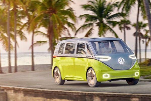 El Volkswagen I.D. BUZZ pasará a producción en 2022