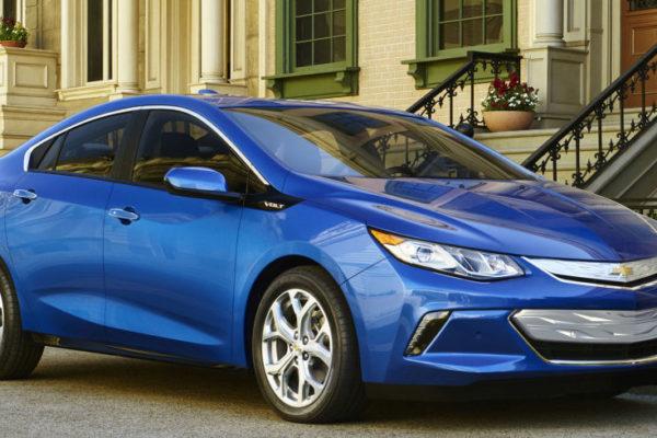 El renovado Chevrolet Volt se deja ver